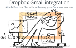 Dropbox Gmail Integration to Save Attachments in Cloud