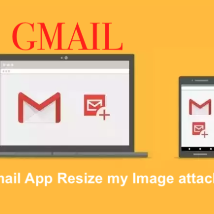 Will Gmail App (or browser) Resize my Images attachment?