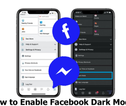 How to Enable Facebook dark mode on Android and iOS
